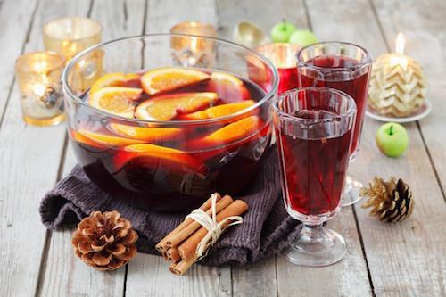 Le vin chaud aux épices, une spécialité de Délices et Gourmandises