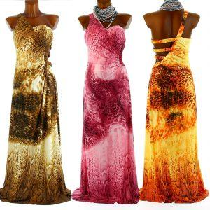 robe longue charles elie
