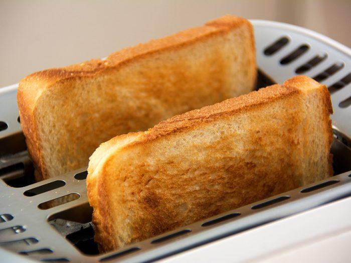 La machine grille pain à travers les décennies