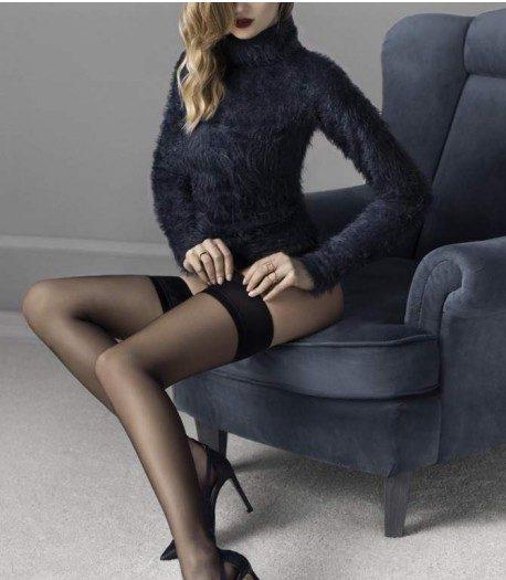 Guêpière et bas nylon : Les dessous sexy et glamour par excellence !