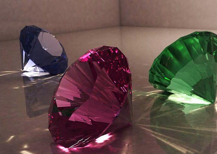 Diamant : connaître les différents types