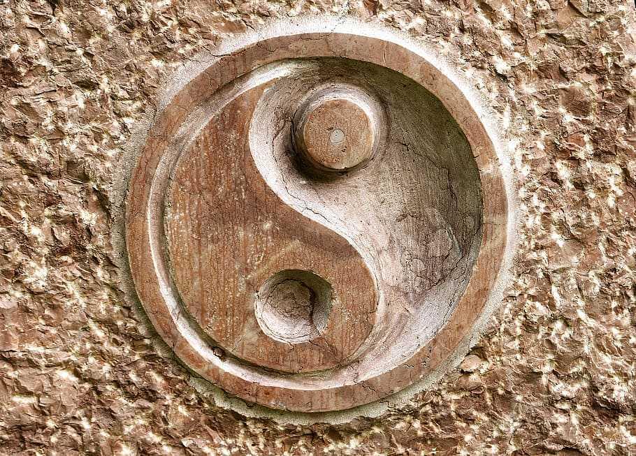 augmenter les vibrations avec l'énergie yin et yang