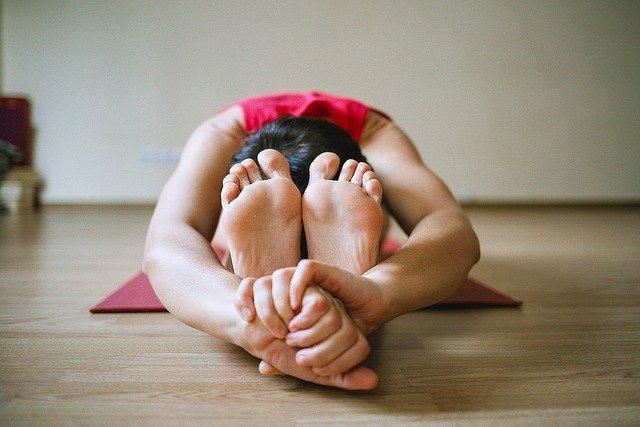 yoga avant de dormir