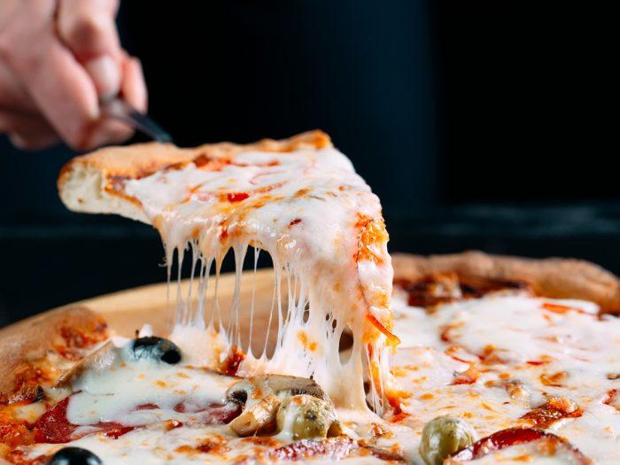 Quels sont les différents types de pizzas ?