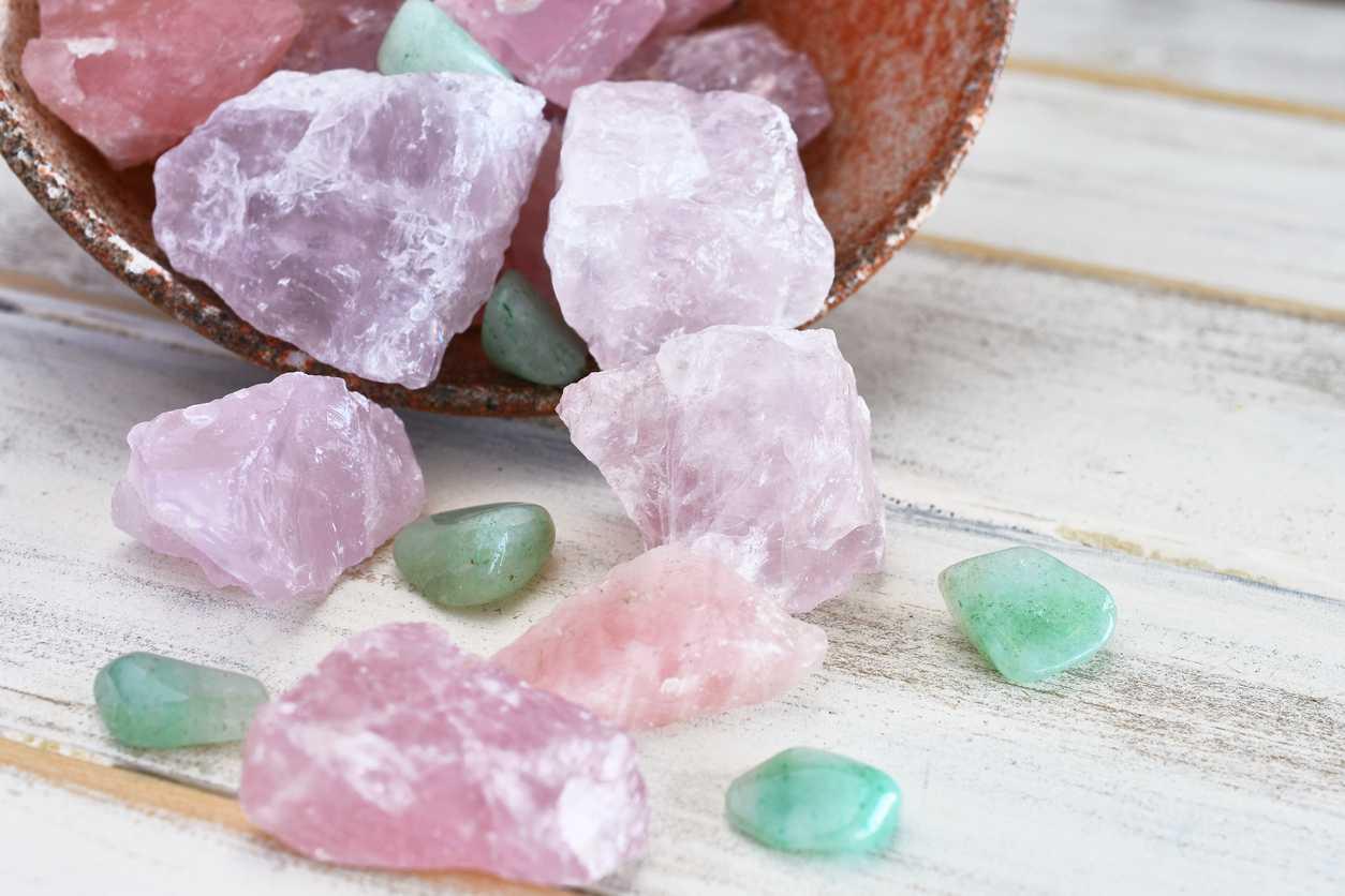 thérapie pierres