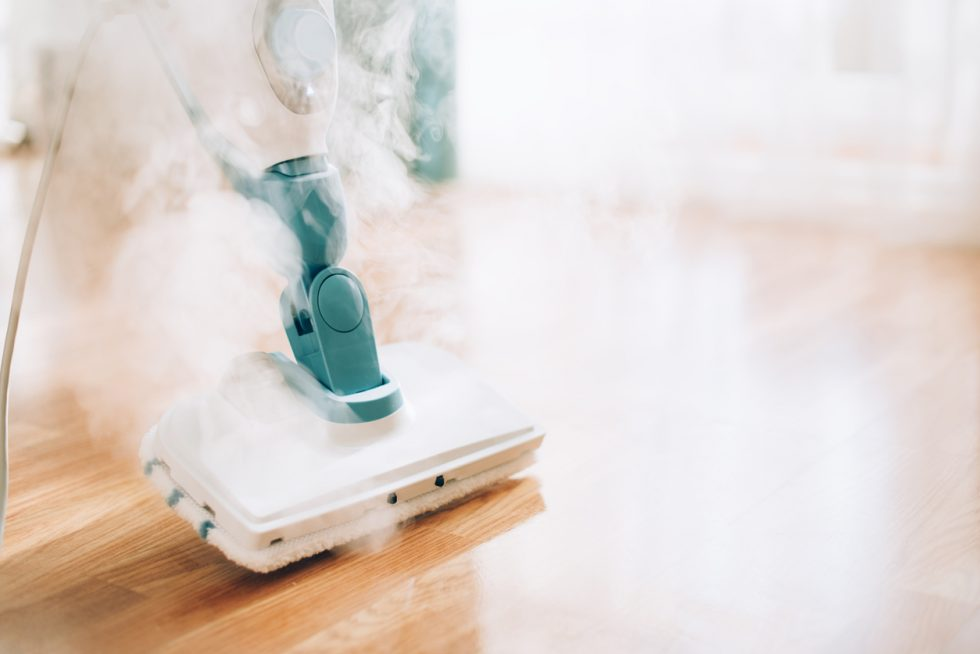 utiliser la vapeur pour le ménage
